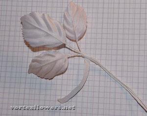 Мастер-класс. Роза  с газетным принтом «Lady Print» от Vortex  0_fc139_9fadf1dc_M