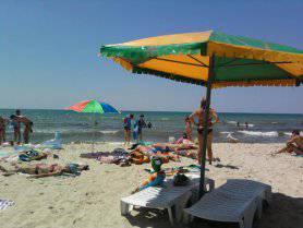 На Херсонщине прогнозируют приезд в курортный сезон 3,5 млн туристов