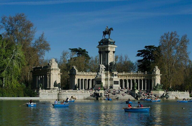 Мадрид...