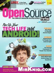 Журнал Open Source For You –  April 2014