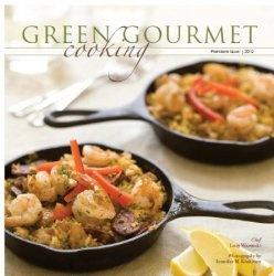 Журнал Green Gourmet Cooking №1   2012