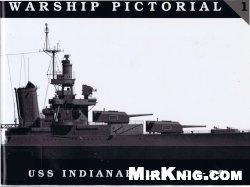 Книга Warship Pictorial No.1: USS Indianapolis CA-35