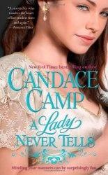 Книга A Lady Never Tells