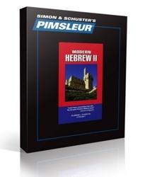 Аудиокнига Pimsleur Hebrew II