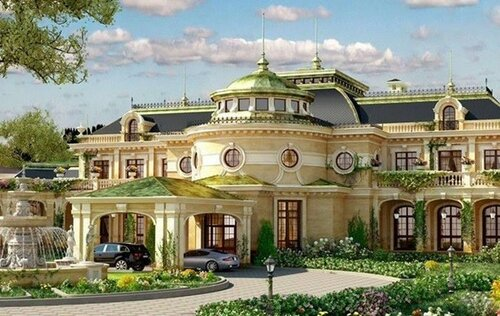 дворец дом думчева киев