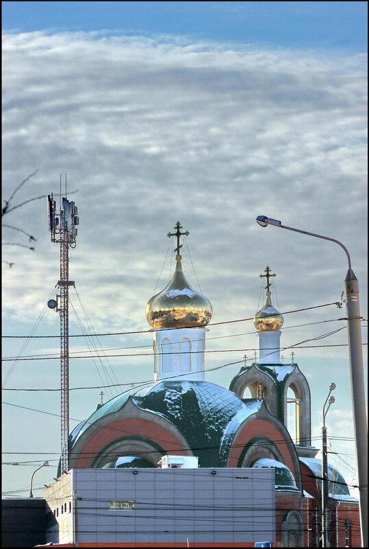 Челябинск 8940 Храм Сергия Радонежского