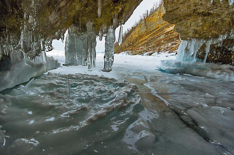Взгляд из пещеры