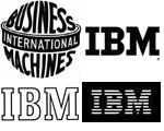 Логотипы IBM