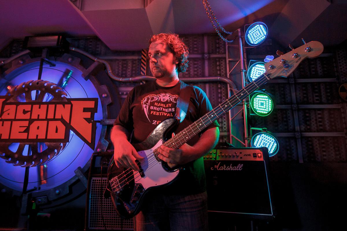 З-Бэнд Machine Head 10