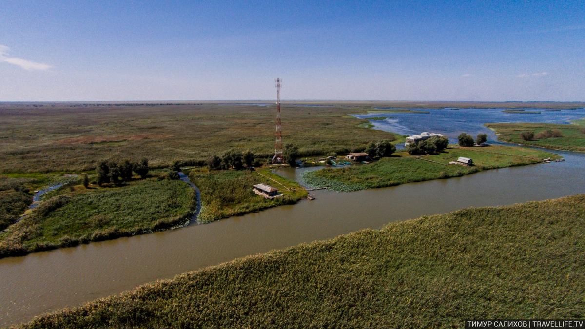Аэросъемка Астрахани 8