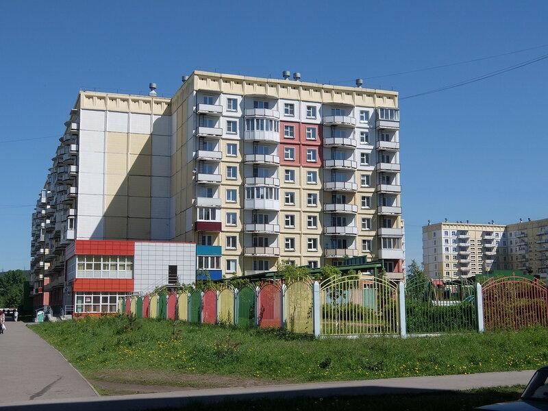 Улица Братьев Сизых