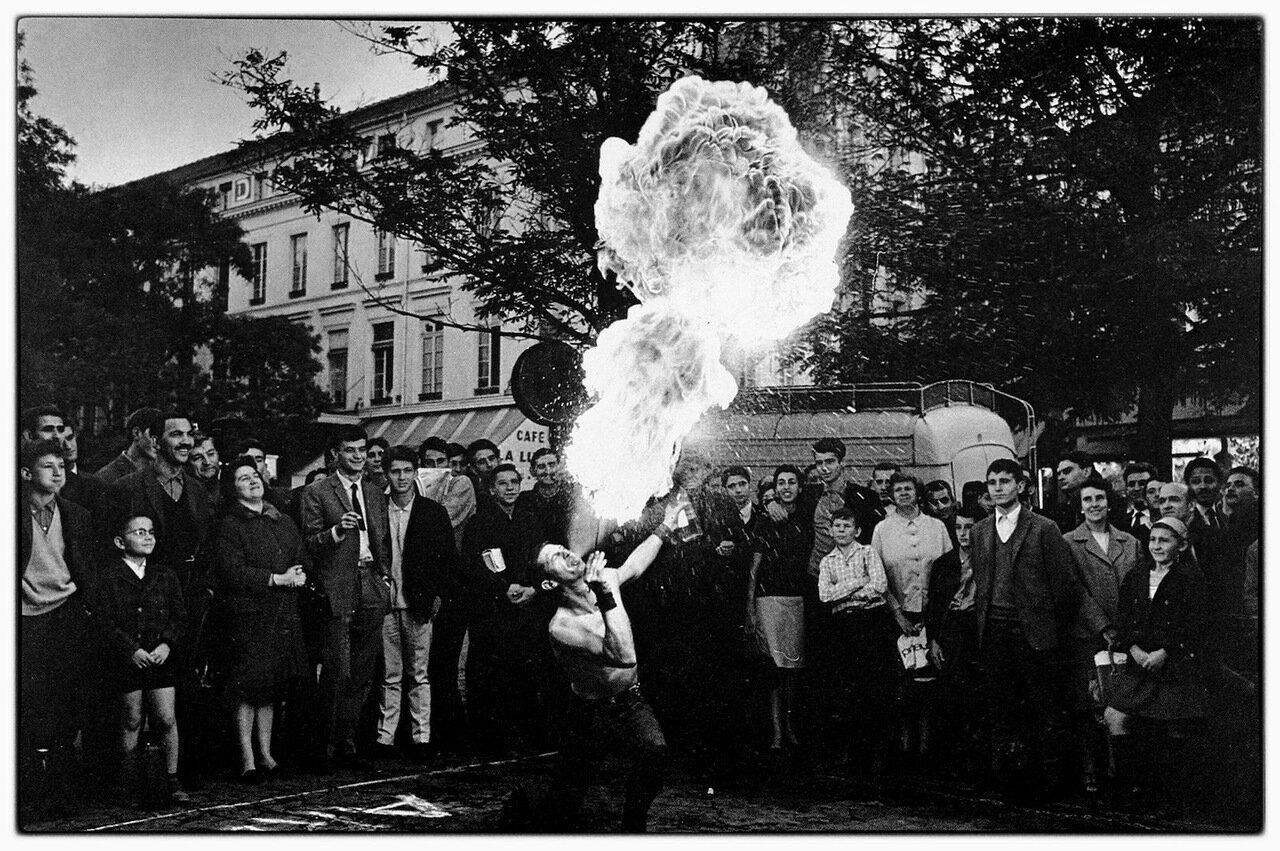 1965. Факир, Париж