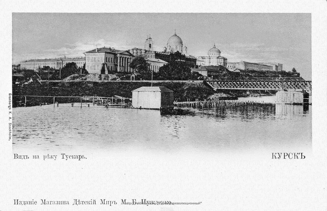 Вид на реку Тускарь