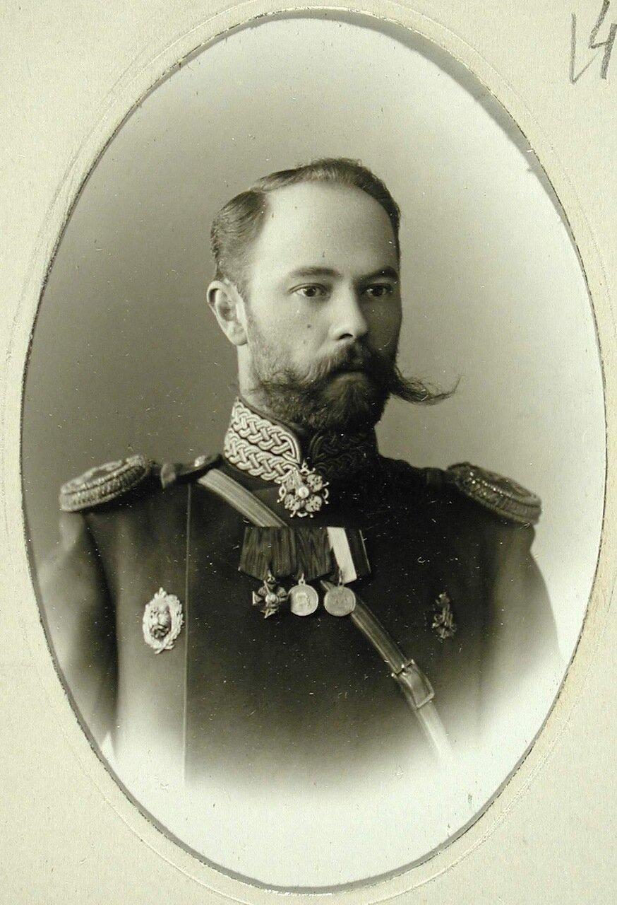 13. Александрович Виктор Иванович - младший офицер 1-й батареи строевого состава училища