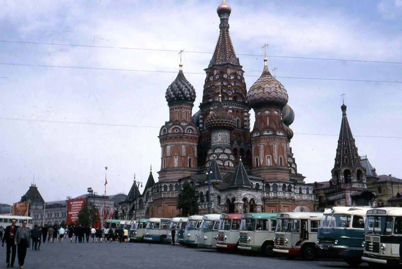 13. Москва. Собор Василия Блаженного