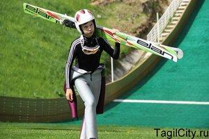 спорт,Нижний Тагил,лыжи,тренировка