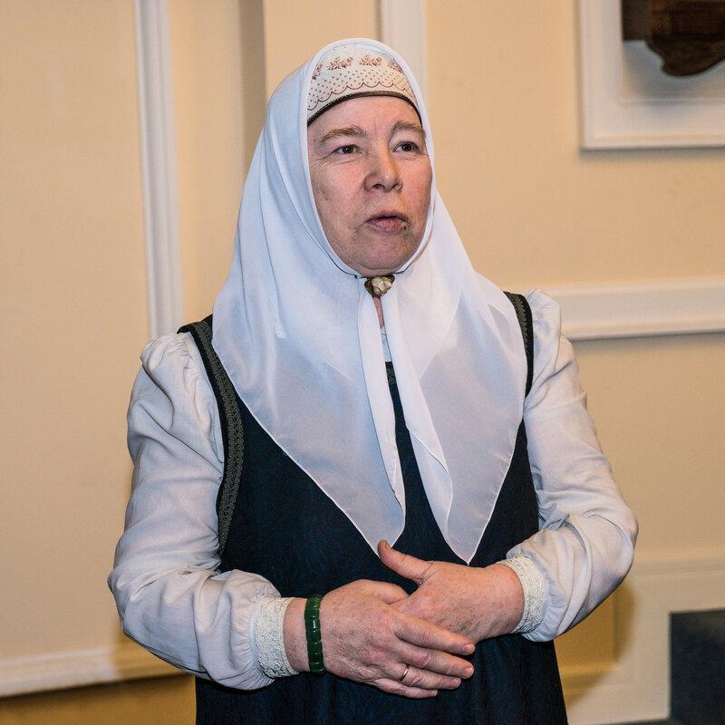 Художница, мастер-золотошвейка Куликова Татьяна Ивановна