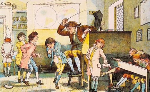 Рабов из детей в Европе подбирали тщательно, зачем тратиться 12
