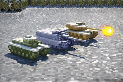 World of Tanks будет стилизована под ретроигру