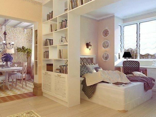 Дизайн небольшой городской квартиры..jpg