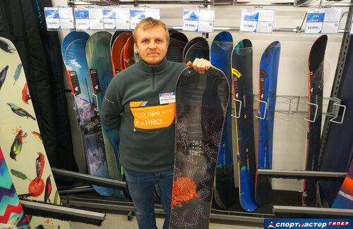 Сноуборд: новинки сезона 2014-2015