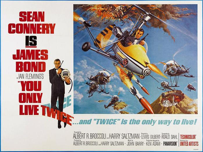 Все фильмы об агенте 007 в галерее «Ленты.ру» 0 112144 d414aca2 orig