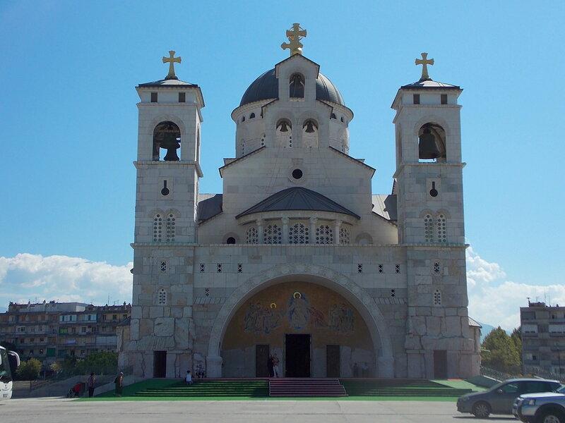 Кафедральный храм Воскресения Христова.