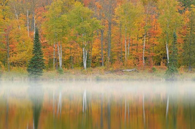 Осенние озера: 30 фотографий 0 145dcf 869da611 orig