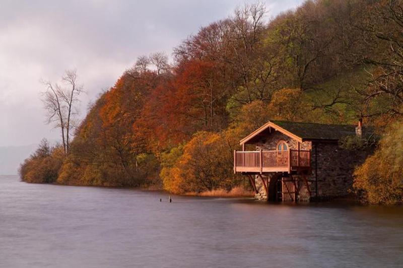 Осенние озера: 30 фотографий 0 145dd2 74fa9622 orig
