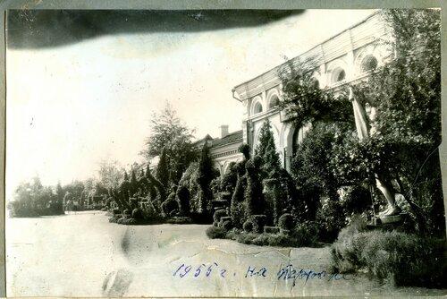 Декоративное оформление ст. Петропавловск, 1955.jpg
