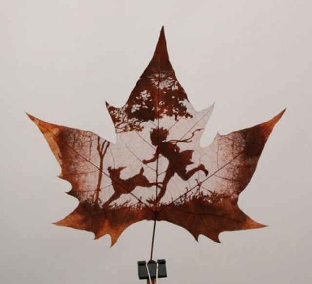 стойкость рисунки на листьях клёна очень женственным для