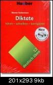 Книга Диктанты. Немецкий язык.  Книга + 2 CD