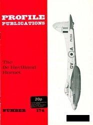Книга de Havilland Hornet F.I-4 (& Sea Hornet)  [Aircraft Profile 174]