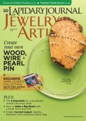Журнал Lapidary Journal Jewelry Artist - May/June 2015
