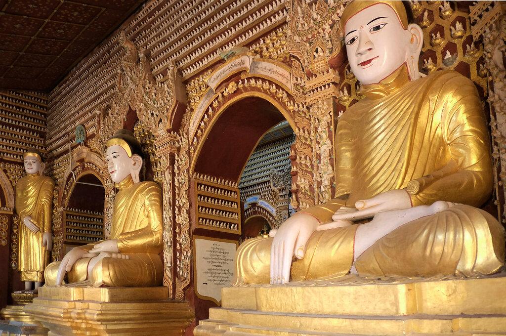 Моньва, Thanboddhay Пая