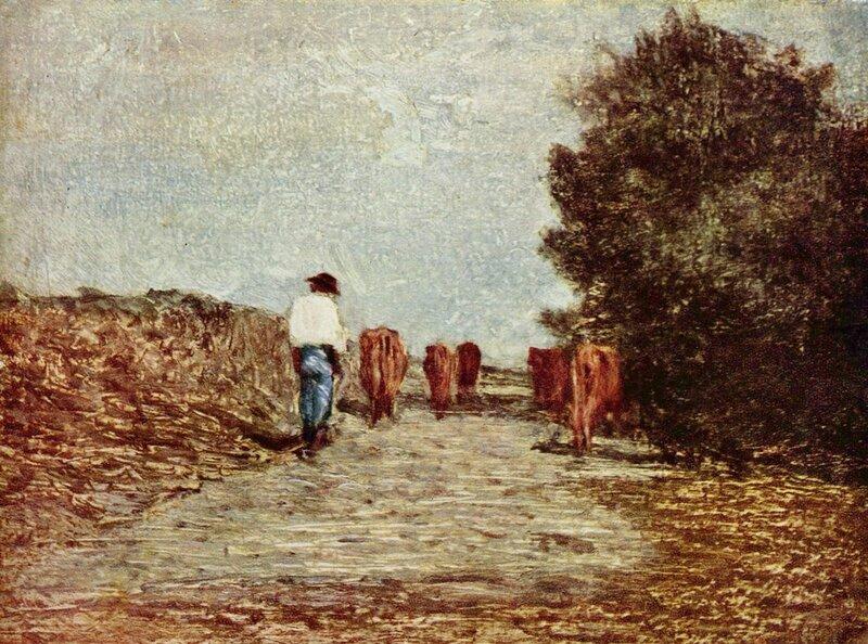 Из собрания шедевров мировой живописи... (86).jpg