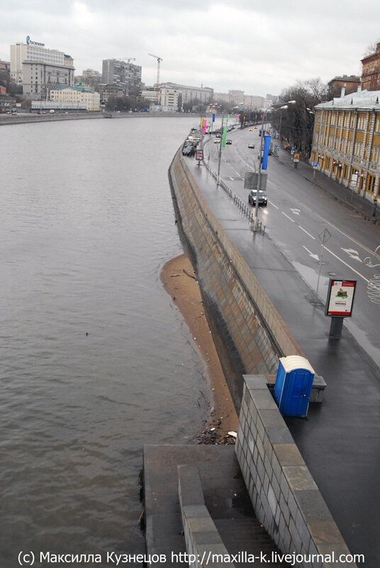 московский пляж