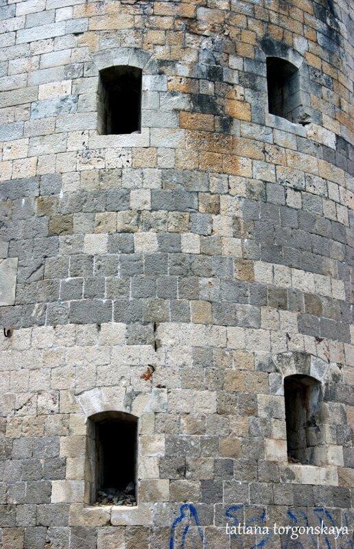 Окна форта