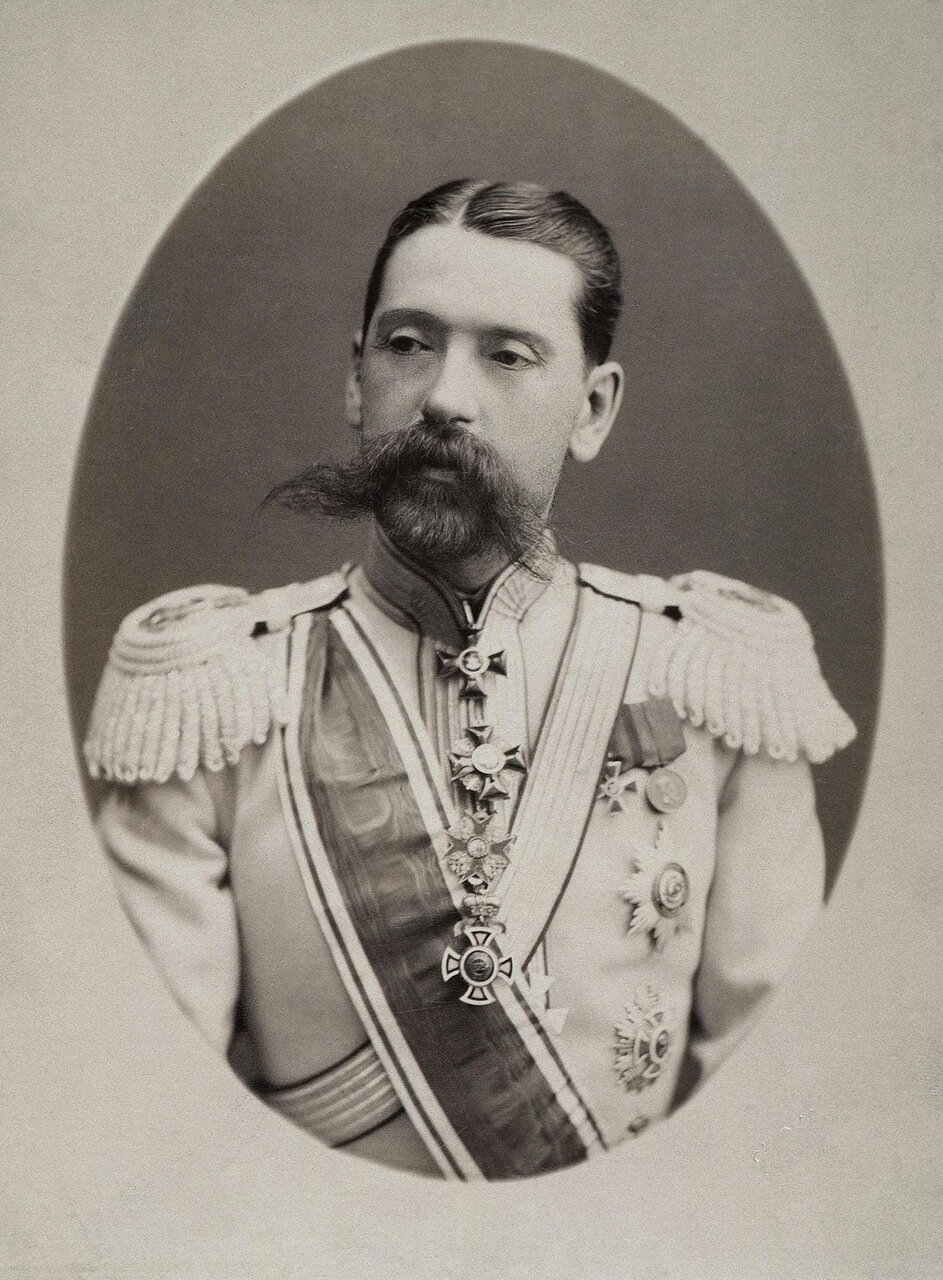 Портрет Николая Николаевича Шипова