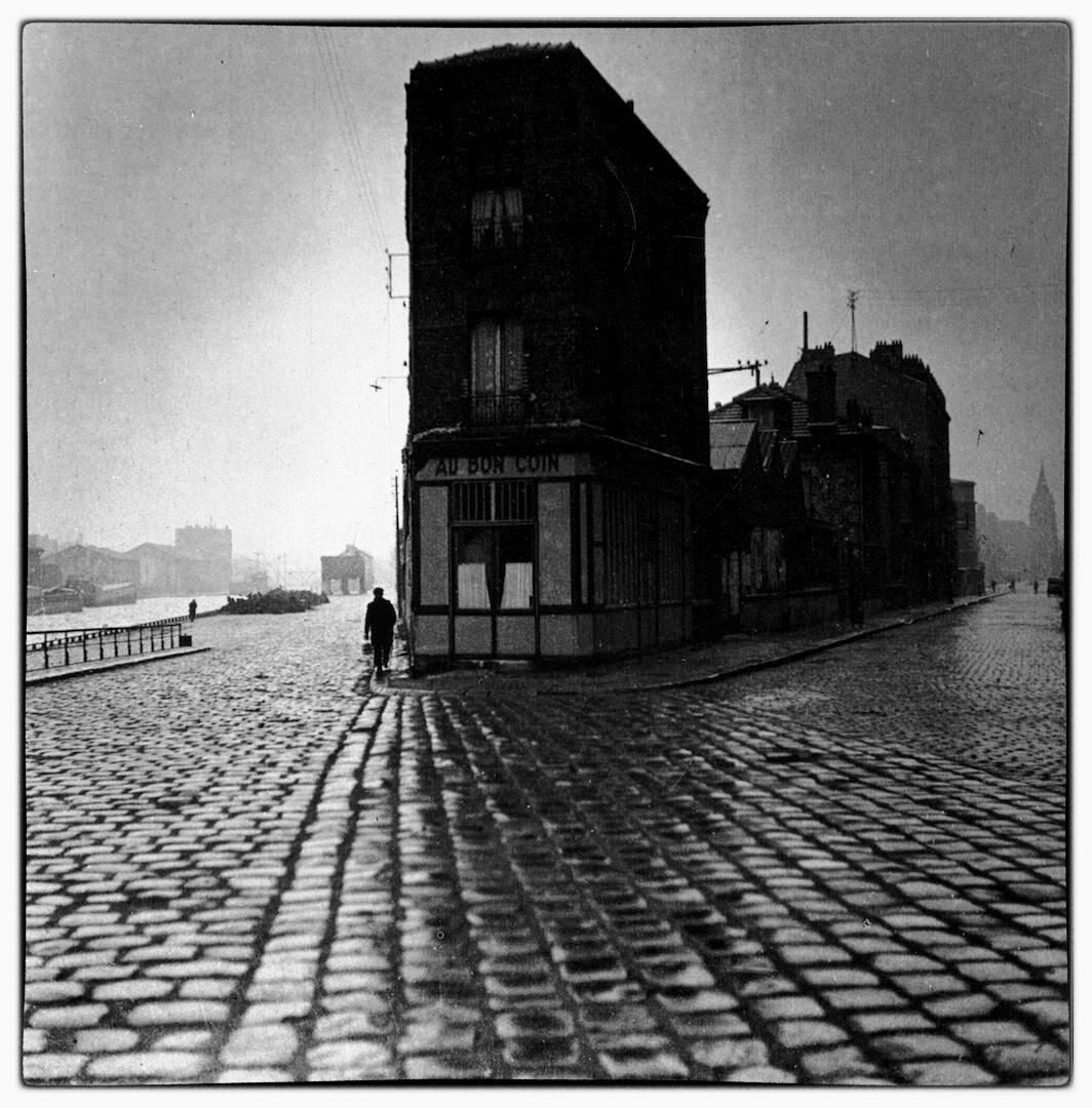 1945. Сен-Дени