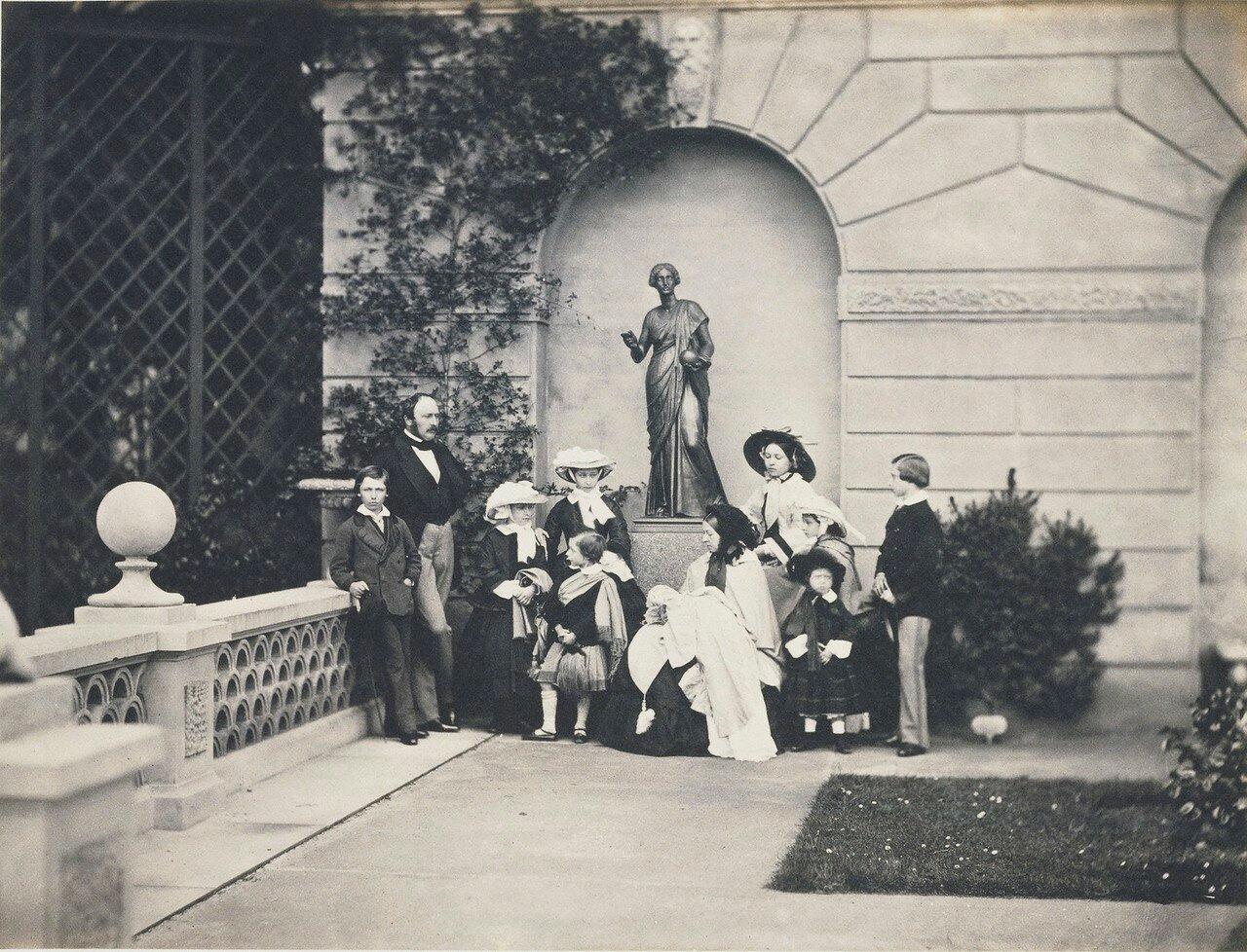 1857. Королевская семья