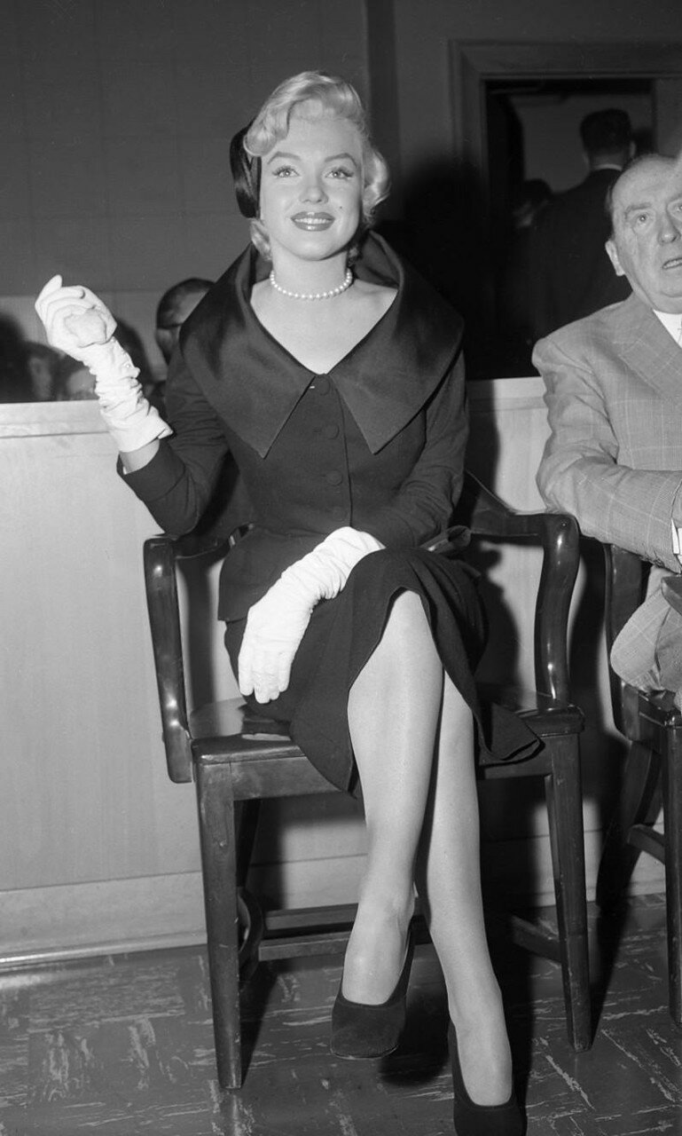 Marilyn Monroe in Supreme Court