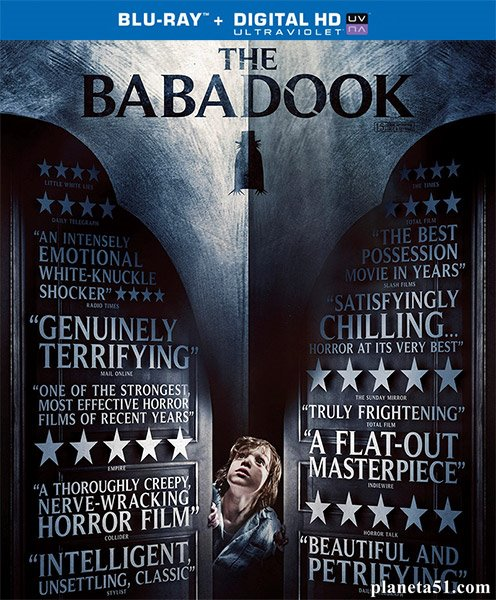 Бабадук / The Babadook (2014/BDRip/HDRip)