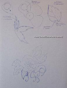 Мастер-класс. Роза  «Belle»от Vortex  0_fc091_3aeb73cd_M