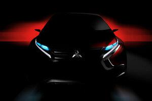 В Женеве презентуют новый концепт от Mitsubishi