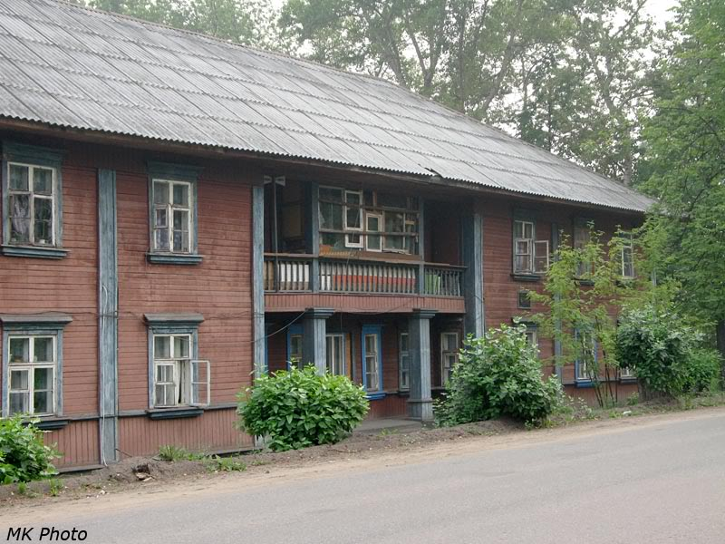 Общежитие НГЧ