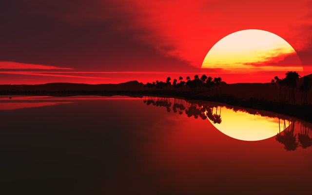 «Заката луч… Луны свеченье…»