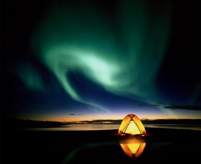 Красивые фотографии полярного сияния 0 10d61d 6d4ccee7 orig