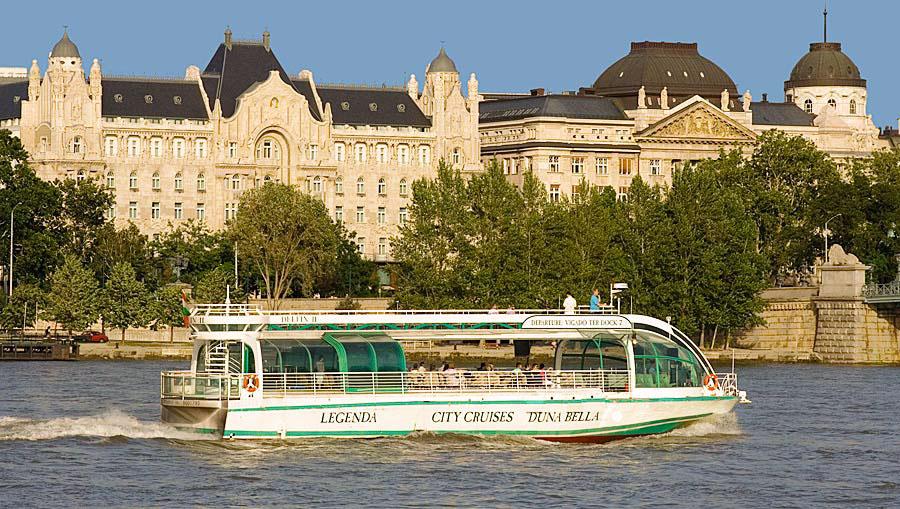 Круиз по Дунаю на теплоходе Danube Legend