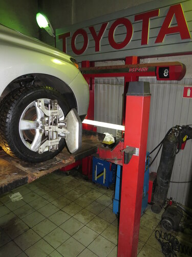 Toyota HUNTER S511 DSP400